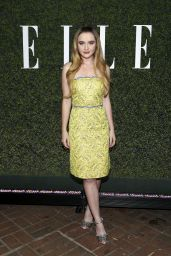 Kathryn Newton – Elle Women in Television in Los Angeles 1/14/ 2017