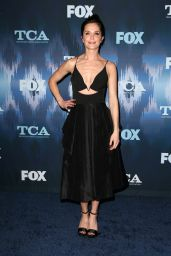 Katie Aselton - FOX Winter TCA All Star Party in Pasadena, CA 01/11/ 2017