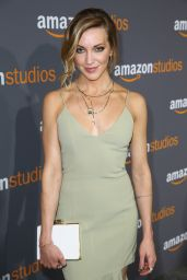 Katie Cassidy - Amazon Studios Golden Globes After Party 1/8/ 2017
