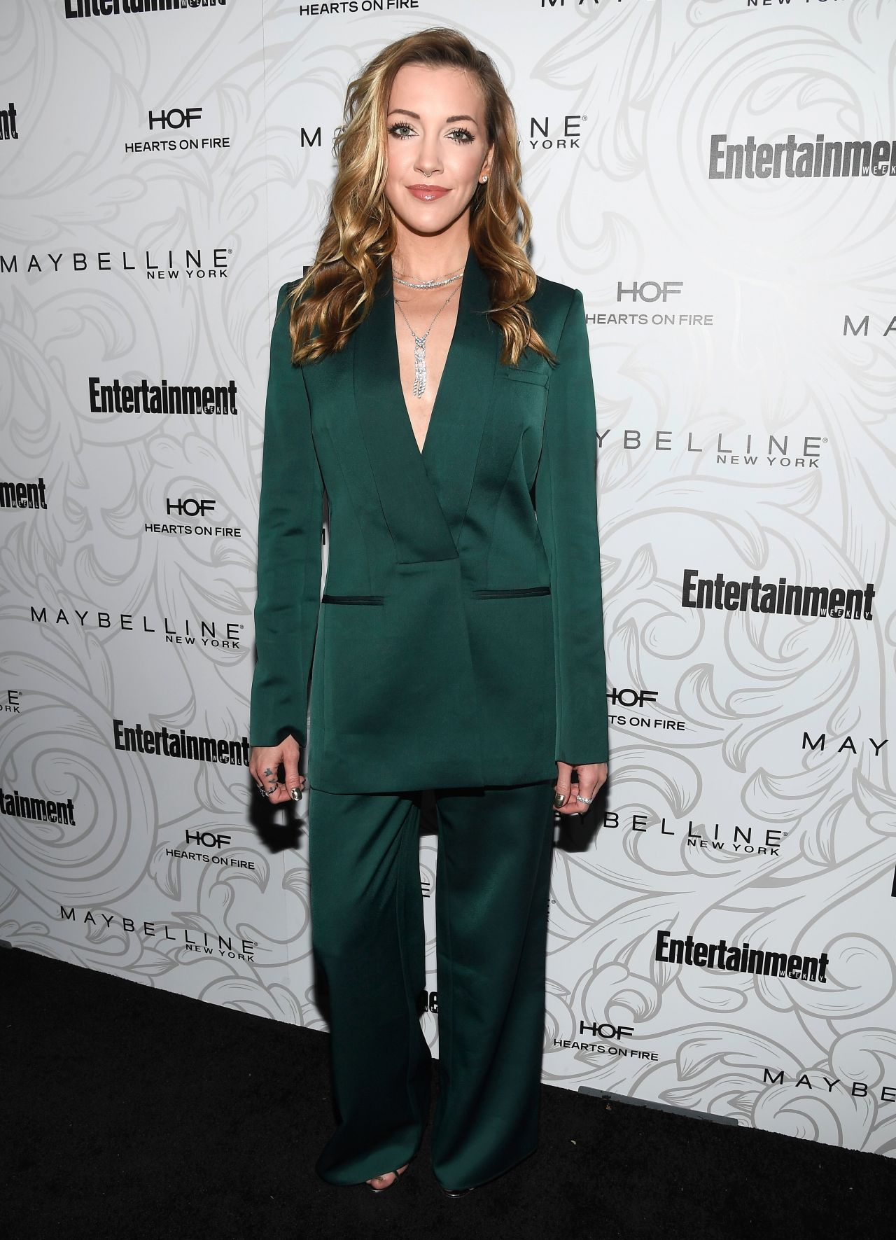 Katie Cassidy – EW Celebration of SAG Award Nominees in ...