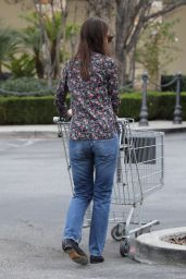 Katie Holmes - Out Grocery Shopping in Los Angeles 1/15/ 2017