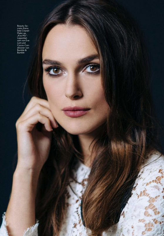 Keira Knightley - InStyle Deutschland February 2017 Issue