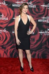 Kellie Martin – Hallmark Channel TCA Winter Press Tour in LA 1/14/ 2017
