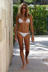 Kelly Bensimon Bikini Pics - South beach (Miami beach) 12/31/ 2016