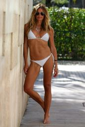 Kelly Bensimon Bikini Pics - South beach (Miami beach) 12/31/ 2016
