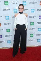 Keltie Knight – Artios Awards in Los Angeles 1/19/ 2017
