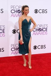 Keltie Knight – People's Choice Awards in Los Angeles 1/18/ 2017