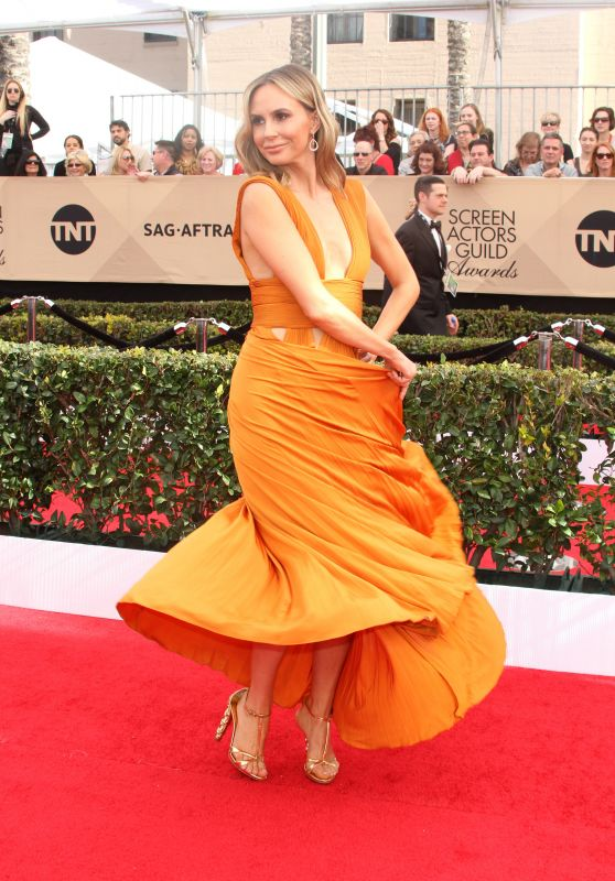 Keltie Knight – SAG Awards in Los Angeles 1/29/ 2017
