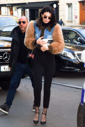 Kendall Jenner - Arrives at L