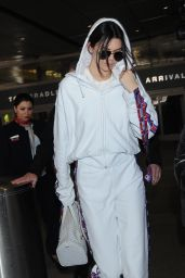 Kendall Jenner at LAX 1/25/ 2017