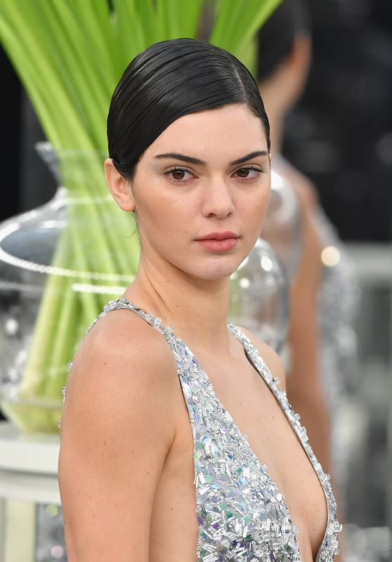 Kendall Jenner - Chanel Show, Spring Summer 2017 Haute Couture Fashion Week in Paris 1/24/ 2017
