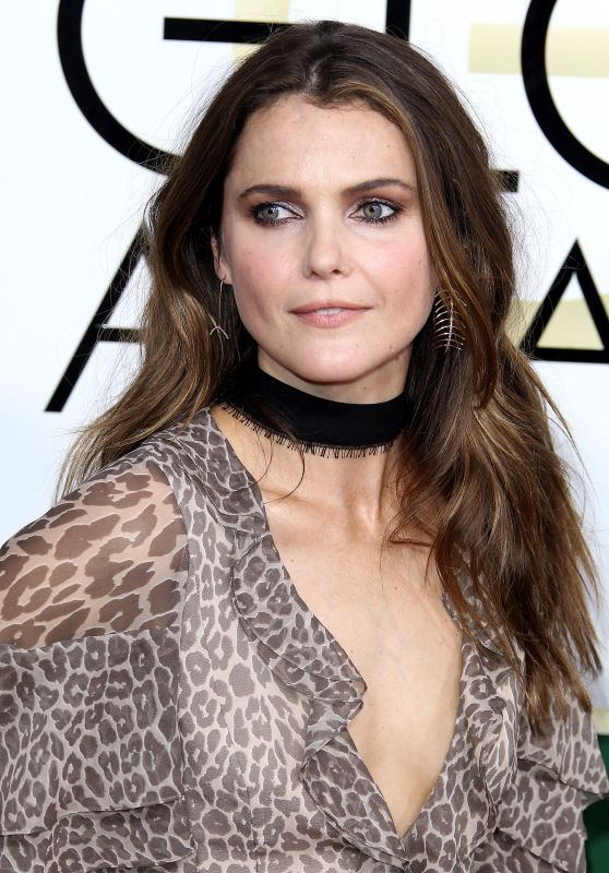 Keri Russell – Golden Globe Awards in Beverly Hills 01/08/ 2017