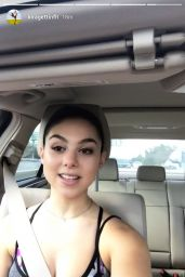 Kira Kosarin - Social Media Pics - January 2017