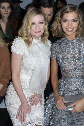 Kirsten Dunst - Ralph & Russo Fashion Show in Paris 1/23/ 2017