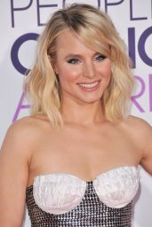 Kristen Bell – People's Choice Awards in Los Angeles 1/18/ 2017