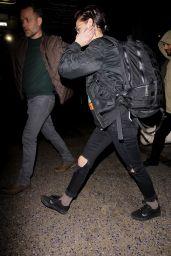 Kristen Stewart - LAX Airport in Los Angeles 1/17/ 2017