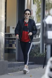 Kristen Stewart - Out in Beverly Hills With Friend 1/24/ 2017