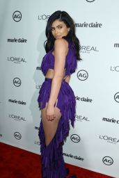 Kylie Jenner – Marie Claire's Image Maker Awards in West Hollywood 1/10/ 2017