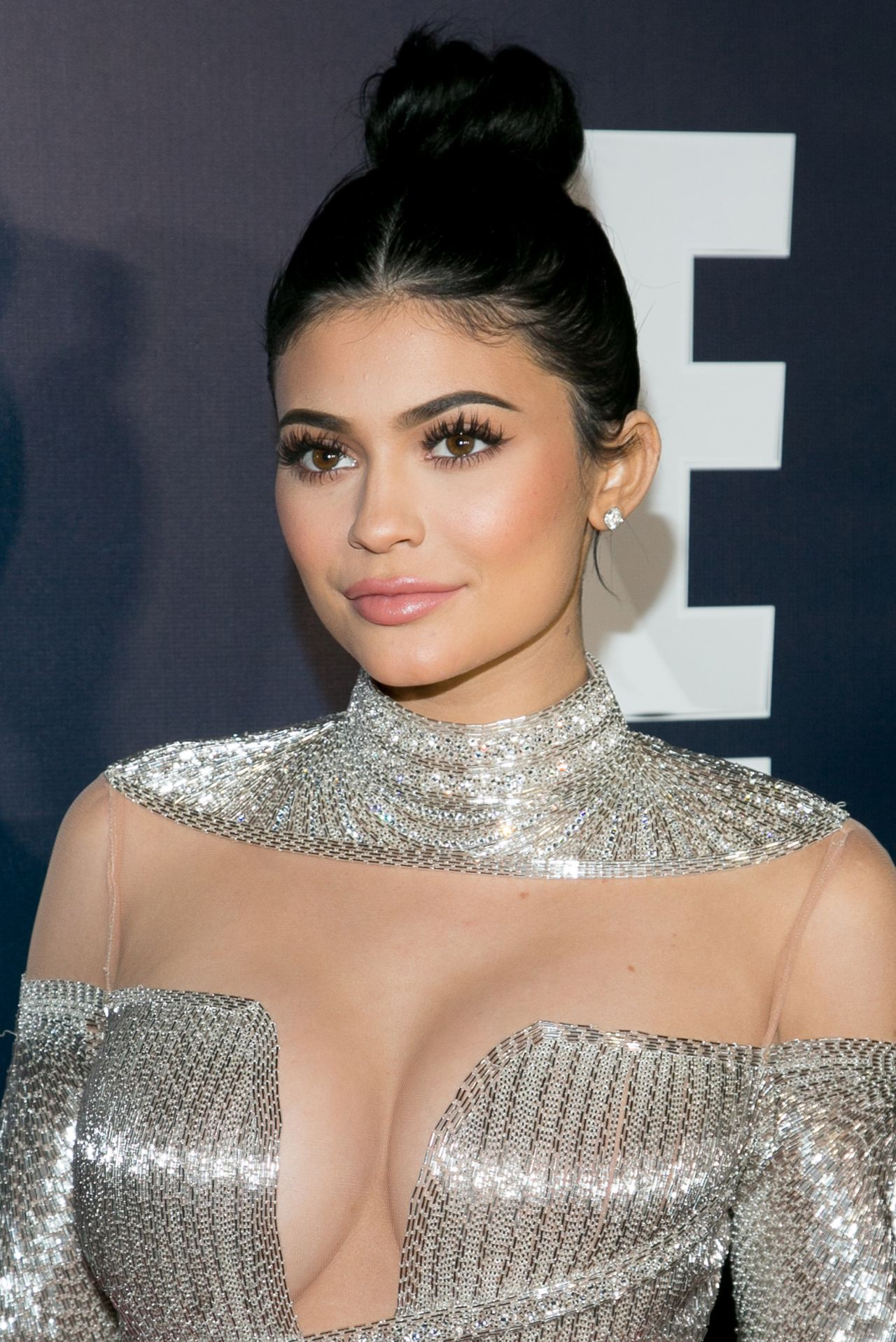 Kylie Jenner Arrives On The Red Carpet At Our Balmain X H: Universal, NBC, Focus Features, E