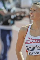Laura Ikauniece – Most Beautiful Women in Sports