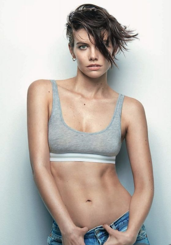 Lauren Cohan - GQ Magazine Mexico February 2017