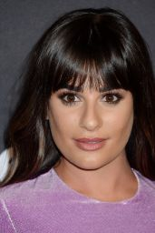 Lea Michele – InStyle and Warner Bros Golden Globes After Party 1/8/ 2017