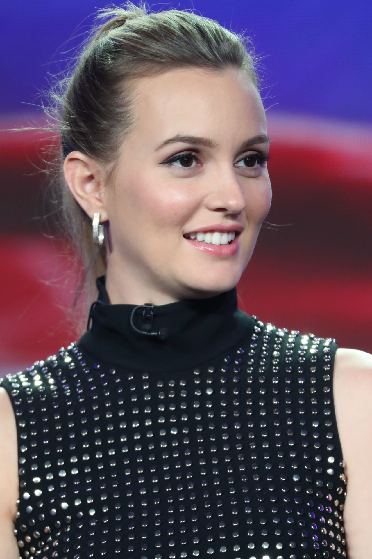 Leighton Meester Images Fashion Magazine Hd Wallpaper And: 2017 Winter TCA Tour 1/11/ 2017
