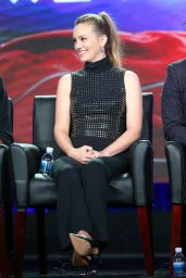 Leighton Meester - 2017 Winter TCA Tour 1/11/ 2017