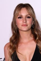 Leighton Meester – Harper's Bazaar 150 Most Fashionable Woman Cocktail Party in LA 1/27/ 2017