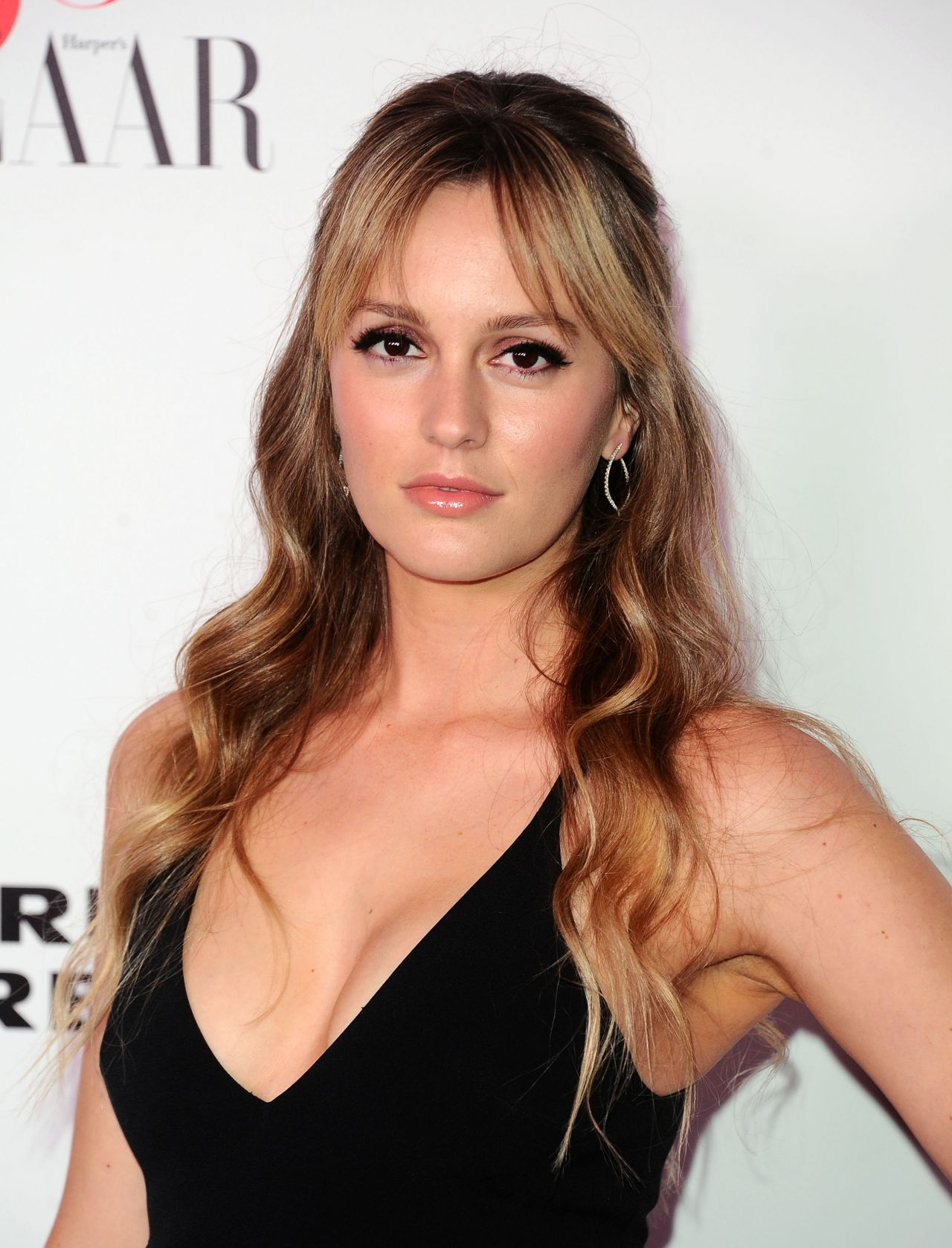 Leighton Meester Harper S Bazaar 150 Most Fashionable