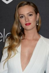 Leighton Meester – InStyle and Warner Bros Golden Globes After Party 1/8/ 2017