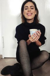 Lena Meyer-Landrut - Social Media Pics, January 2017