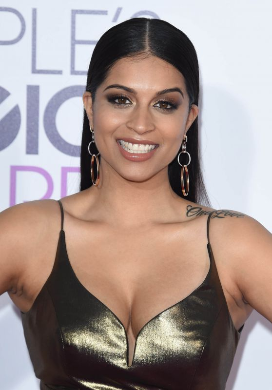 Lilly Singh – People's Choice Awards in Los Angeles 1/18/ 2017
