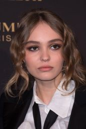 Lily-Rose Depp - Chaumet & Le Cinema, The Revelations Gala in Paris 1/16/ 2017