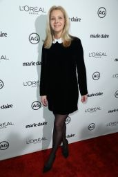 Lisa Kudrow – Marie Claire's Image Maker Awards in West Hollywood 1/10/ 2017