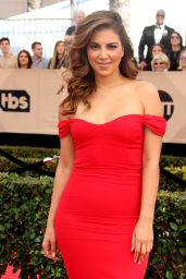 Liz Hernandez – SAG Awards in Los Angeles 1/29/ 2017