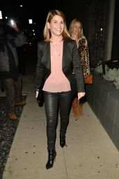 Lori Loughlin at Eric Buterbaugh Gallery in Los Angeles 1/6/ 2017