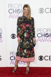 Lori Loughlin – People's Choice Awards in Los Angeles 1/18/ 2017