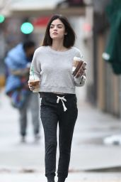 Luch Hale Street Style - Out in Los Angeles 1/12/ 2017
