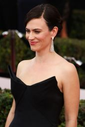 Maggie Siff – SAG Awards in Los Angeles 1/29/ 2017