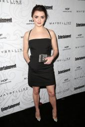 Maisie Williams - Entertainment Weekly Celebration of SAG Award Nominees in Los Angeles 1/28/2017