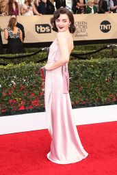Maisie Williams – SAG Awards in Los Angeles 1/29/ 2017