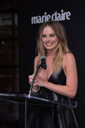 Margot Robbie – Marie Claire's Image Maker Awards in West Hollywood 1/10/ 2017