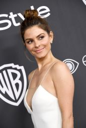Maria Menounos – InStyle and Warner Bros Golden Globes After Party 1/8/ 2017
