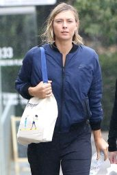 Maria Sharapova - Out in Los Angeles 1/9/ 2017
