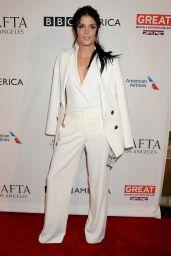 Marie Avgeropoulos – BAFTA Tea Party in Los Angeles 1/7/ 2017
