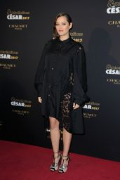 Marion Cotillard - Revelations Cesars Gala in Paris 1/16/2017