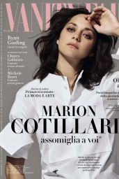 Marion Cotillard - Vanity Fair Italia - January 2017 Issue