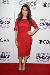 Mayim Bialik – People's Choice Awards in Los Angeles 1/18/ 2017