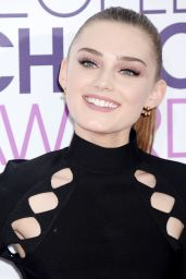 Meg Donelly – People's Choice Awards in Los Angeles 1/18/ 2017